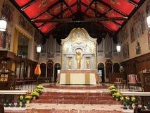 Katedra St Augustine fotografia royalty free