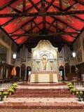 Katedra St Augustine obraz royalty free