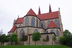 Katedra St Helena, Montana - obrazy stock