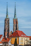 Katedra St John baptysta Zdjęcia Royalty Free