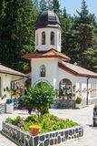 Katedra St Panteleimon w monasteru metochion w Bułgaria Obrazy Royalty Free