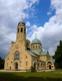 katedra stara Zdjęcia Royalty Free