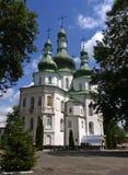 katedra stara Zdjęcie Stock