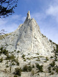 katedra szczytowy Yosemite fotografia stock