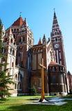katedra szeged Zdjęcie Stock