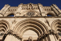 katedra target1562_0_ patrzeć Obraz Stock