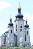 Katedra transfiguracja Cathedraltown ocechowanie Kanada Fotografia Stock