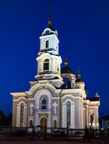 Katedra transfiguracja Jezus, Donetsk Obrazy Royalty Free