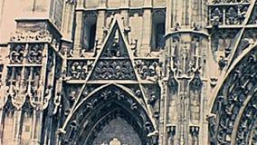 Katedra Troyes zbiory wideo