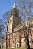Katedra Turku Zdjęcia Stock