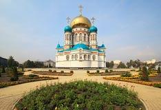 katedra uspensky zdjęcia royalty free