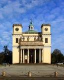 Katedra Vac Zdjęcia Stock