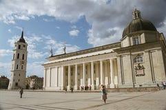 Katedra Vilnius Obrazy Royalty Free