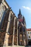 Katedra w Albrechtsburg kasztelu Fotografia Stock