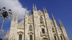 Katedra w Domo Obrazy Royalty Free