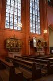 Katedra w Frankfurt na magistrali, Niemcy Zdjęcie Royalty Free