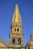 Katedra w Guadalajara, Meksyk Zdjęcie Royalty Free