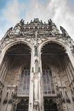 Katedra w Holenderskim mieście melina Bosch Holandie Fotografia Royalty Free
