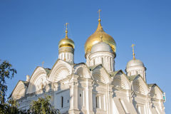 Katedra w Kremlin, Moskwa Fotografia Stock
