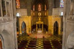 Katedra w Manizales, Kolumbia Fotografia Royalty Free