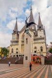 Katedra w Manizales, Kolumbia Zdjęcie Royalty Free