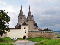 Katedra w Spisska Kapitulum, Sistani obraz royalty free