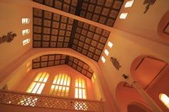 Katedra w talkach Zdjęcia Stock