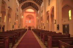 Katedra w talkach Zdjęcia Royalty Free