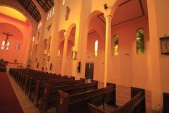Katedra w talkach Zdjęcie Stock