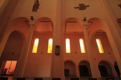 Katedra w talkach Obraz Stock