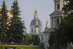 Katedra wniebowzięcie, Kharkov Zdjęcia Royalty Free