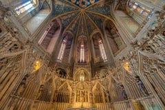 Katedralna bazylika święty Cecilia w Albi, Francja zdjęcie stock