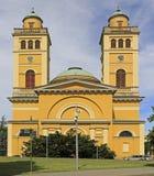 Katedralna bazylika Eger Obraz Stock