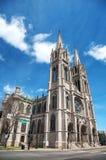 Katedralna bazylika Niepokalany poczęcie w Denver, C obraz royalty free