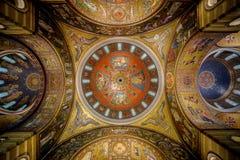 Katedralna bazylika saint louis Zdjęcie Royalty Free
