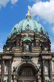 katedralna Berlin kopuła Fotografia Royalty Free