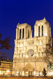 katedralna Paniusia De Notre Paris Zdjęcie Stock