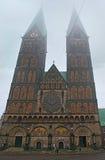 katedralna wysokość Zdjęcia Royalty Free