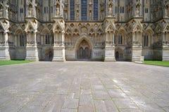 katedralne studnie Zdjęcia Royalty Free