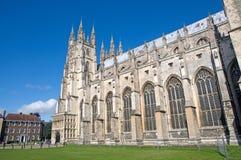 katedralne ziemie Obraz Royalty Free