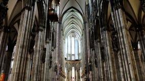 katedralnego cologne sławnego Germany dziedzictwa międzynarodowy punkt zwrotny miejsca unesco świat Zdjęcie Royalty Free