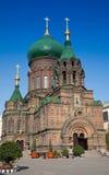 katedralny świątobliwy sophia Obrazy Stock