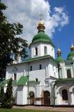 katedralny świątobliwy sophia Zdjęcie Royalty Free
