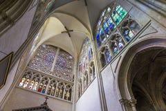 Katedralny święty Gatien wycieczki turysyczne, Loire dolina, Francja Zdjęcia Royalty Free