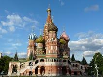 katedralny Basilu święty s Zdjęcie Royalty Free