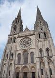 katedralny Chartres obrazy stock