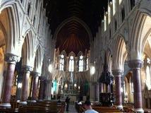 Katedralny Cobh miasto Irlandia Obrazy Royalty Free