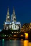katedralny cologne Fotografia Stock