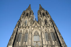 katedralny cologne Zdjęcia Royalty Free