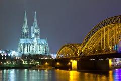 katedralny cologne Germany Zdjęcie Stock